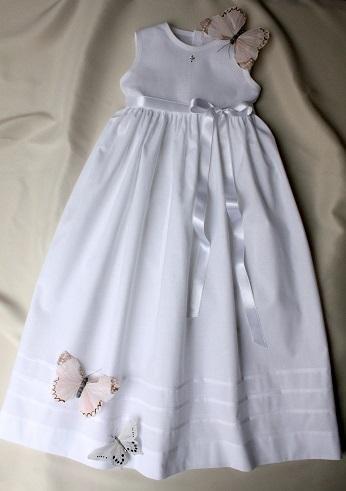 Taufkleid Baby*Junge* Mädchen, Gr. 56-86, Swarovski